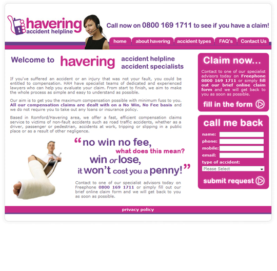 Bright presence for Havering